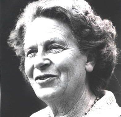Marjorie Reeves