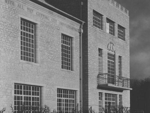 Hartland House 1937 crop